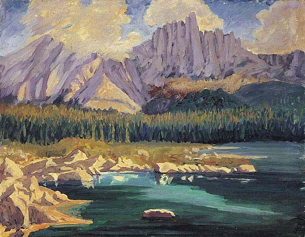 Maľovanie – hobby mocných