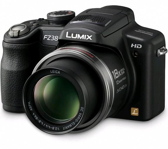 Panasonic lumix fz-38 recenzia